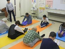 やまゆり運動教室